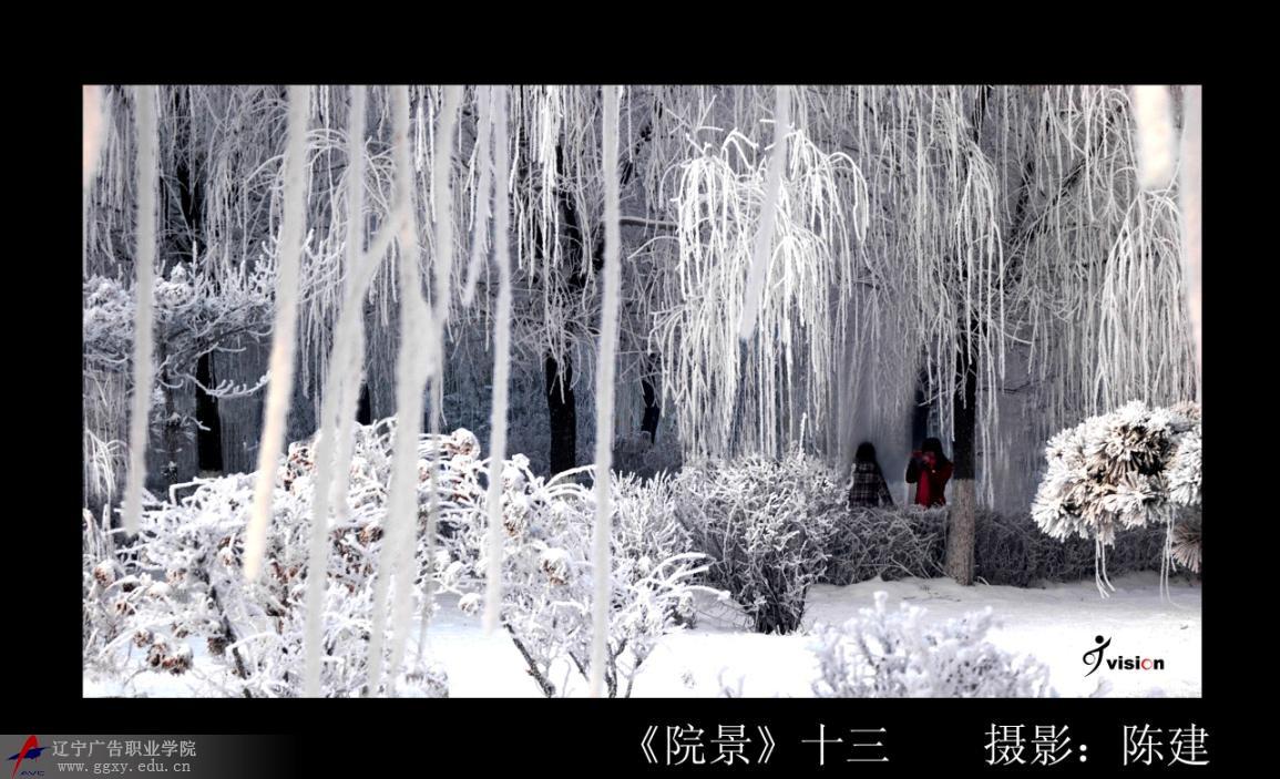 雪景(三)