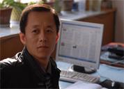 蔡学平,营销系主任。